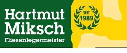 Hartmut Miksch, Fliesenlegermeister Heidelberg